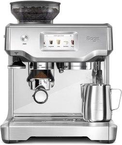 Cafetera de barista espresso Sage Touch