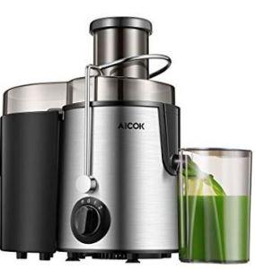 Licuadora Aicok Juicer de centrifugado