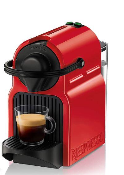 mejor cafetera de cápsulas nespresso