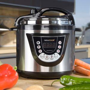 Olla programable con funciones New Chef 3D New Cook