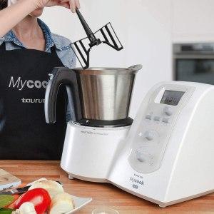 taurus mycook one mejores robot cocina