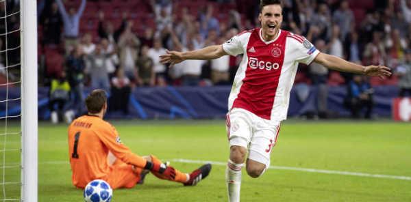 Ajax Kits Dream League Soccer 2019