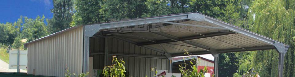 Batiment Hangar Charpente Et Abri Metallique En Kit