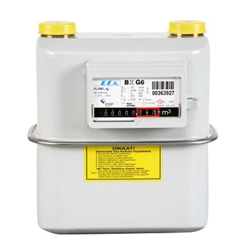 ECA Elster G6 Körüklü Sayaç