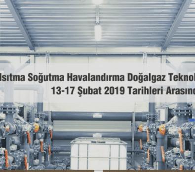 Adana IHS 2019 Fuarı