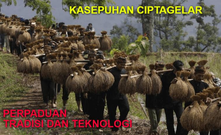 Kasepuhan Ciptagelar Perpaduan Adat Budaya Sunda dan Teknologi