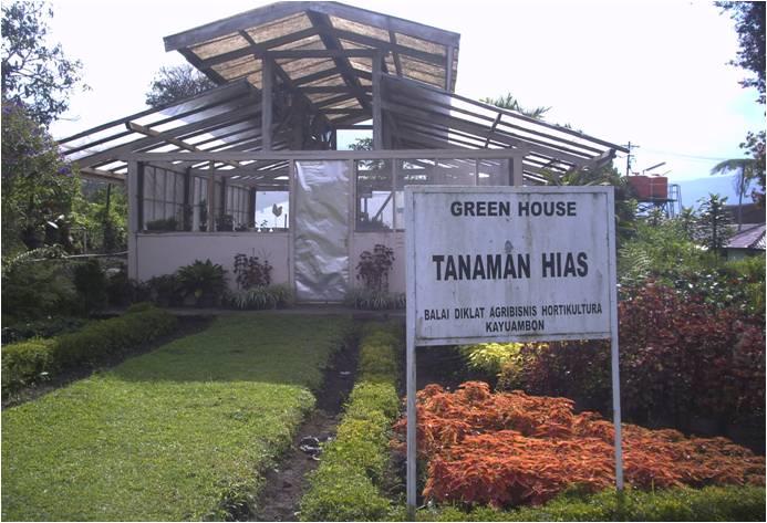 Pertanian: Mengenal Green House