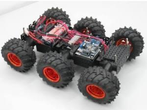 Arduino örnek robotlar