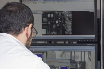Ispezione ottica THT / THT optical inspection