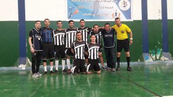 هيئة المحامين تختتم النسخة الثانية لفعاليات دوري الصداقة الرمضاني لكرة القدم (صور)