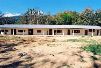 Replacement 6 room school opened in 2009, built by the villagers, with support from Bridging the Gap Mekong Trust Who we are Who we are New ban lad khammune school