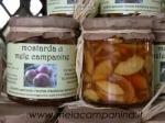 vasetti di mostarda mantovana di mele campanine