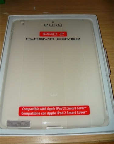Plasma Cover iPad 2 Puro