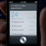 Spot TV Apple iPhone 4S e Siri