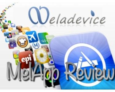 banner rubrica MelApp Review