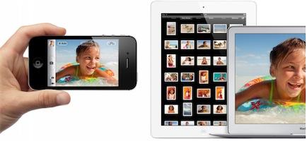 foto iphone su mac senza iphoto