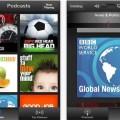 Podcast applicazione AppStore