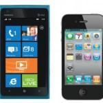 iPhone vs Lumia