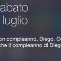 auguri compleanno iOS 7