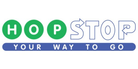 Hopstop logo