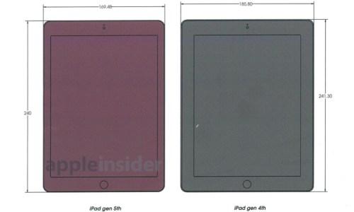 iPad 5 disegni