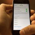 TouchID-impronte-memorizzate