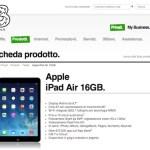 iPad Air abbonamento operatore 3