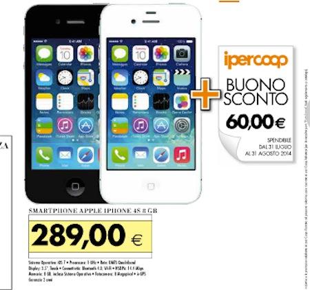 iPhone-4S-Ipercoop