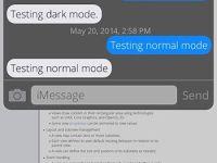 MessageHeads Cydia