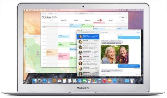 OSX Yosemite per Mac