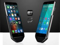 Android su iPhone MEsuit
