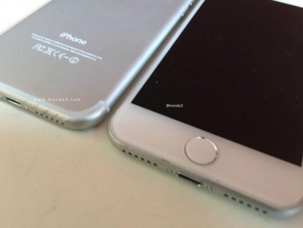 iPhone 7 immagini ufficiali