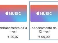 Gift Card Apple Music