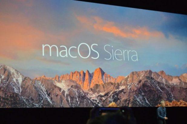 reinstallare MacOS Sierra