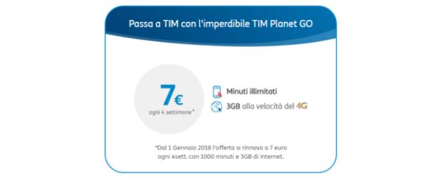 TIM Planet Go