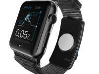 BACTrack Skyn misurare tasso alcolico con apple Watch
