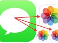Salvare le foto dai messaggi su iPhone e iPad