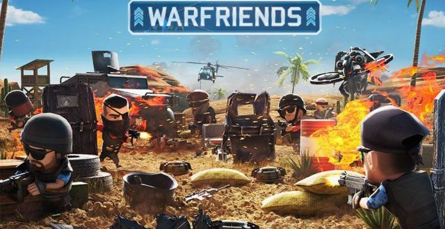 Chilingo lancia la sfida a Clash Royale con Warfriends