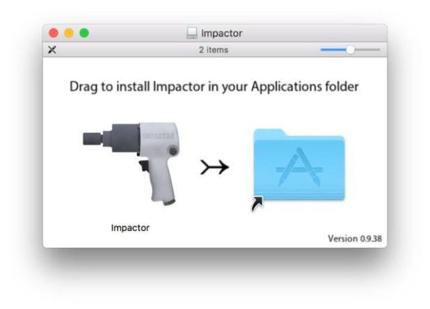 fare il jailbreak iOS 10.2 con Mac