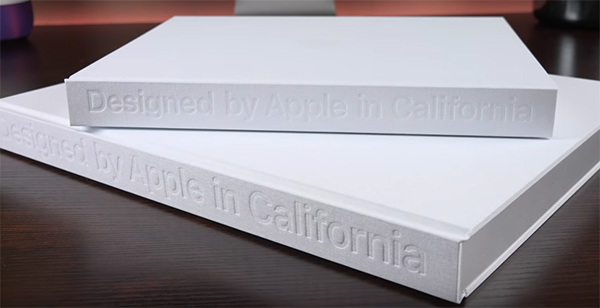 libro apple designed by Apple in california