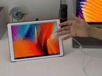 usare un iPad come Touch Bar e display esterno