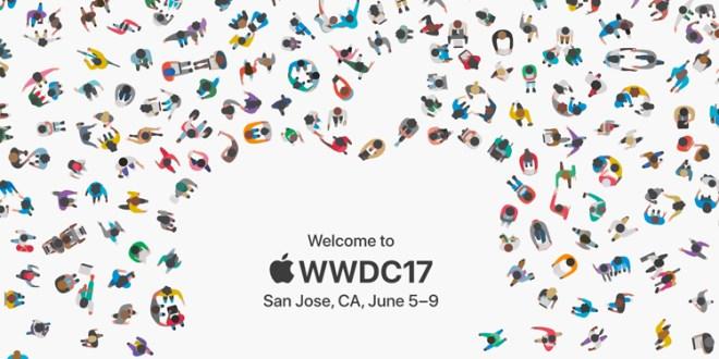 Ufficiale il WWDC 2017 Si terrà dal 5 al 9 Giugno a San Jose