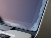 antiriflesso display del MacBook