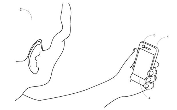 riconoscimento facciale iphone