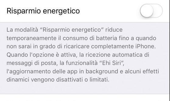 Come controllare lo stato della batteria su iPhone con iOS 11.3
