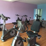 training fitness center