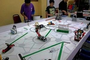 robot education melaka