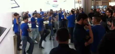 balletto Apple Store