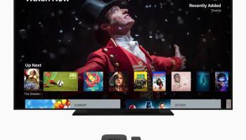 Apple TV tvOS 12