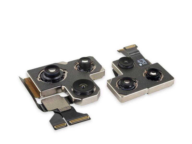 La fotocamera posteriore dell'iPhone 13